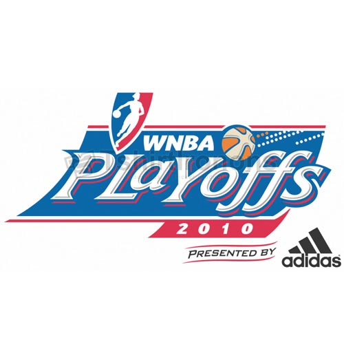 WNBA Playoffs T-shirts Iron On Transfers N5727