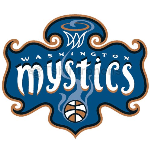 Washington Mystics T-shirts Iron On Transfers N5704