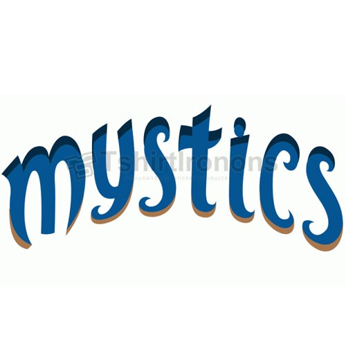 Washington Mystics T-shirts Iron On Transfers N5706