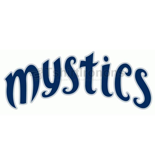 Washington Mystics T-shirts Iron On Transfers N5707