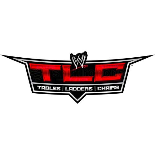WWE T-shirts Iron On Transfers N2225