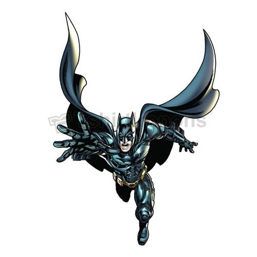 Batman T-shirts Iron On Transfers N2581