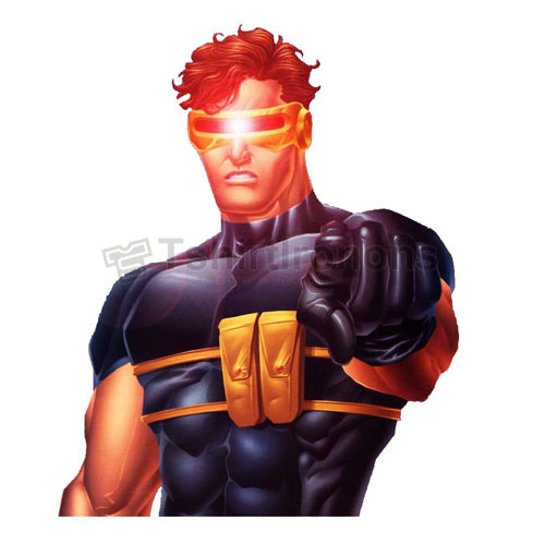Cyclops Marvel T-shirts Iron On Transfers N7576