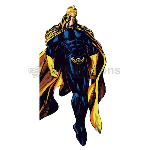 Dr Fate T-shirts Iron On Transfers N7496