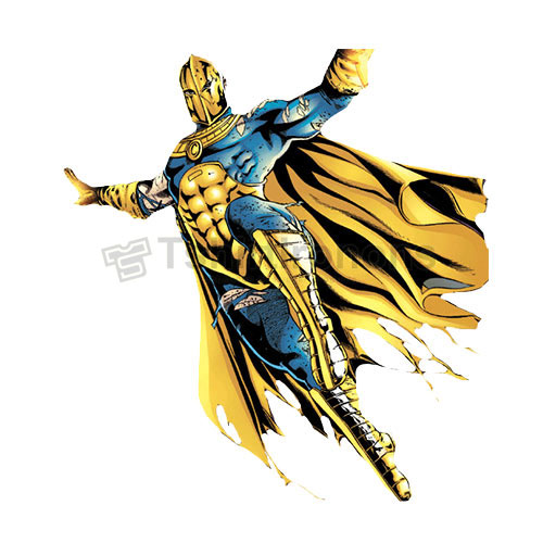Dr Fate T-shirts Iron On Transfers N7497