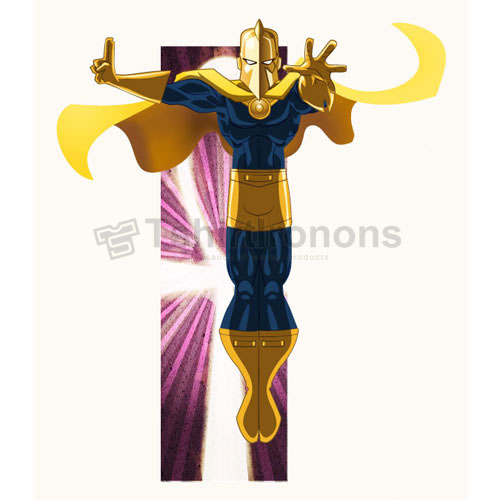 Dr Fate T-shirts Iron On Transfers N7500