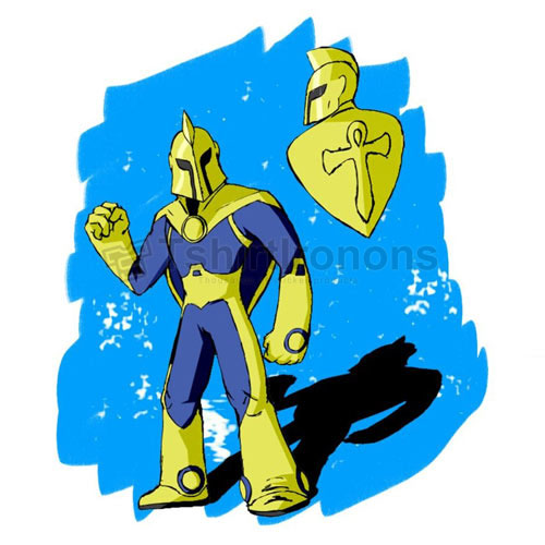 Dr Fate T-shirts Iron On Transfers N7505