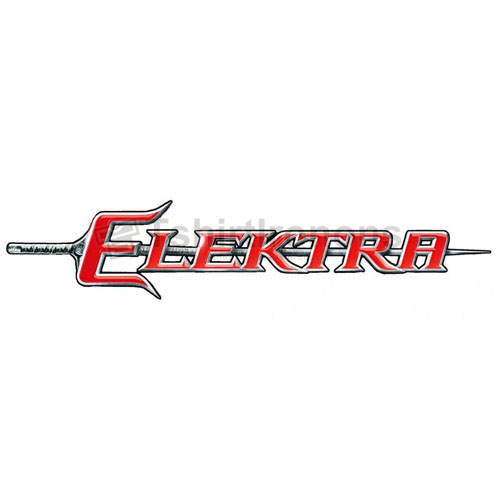Elektra T-shirts Iron On Transfers N7615