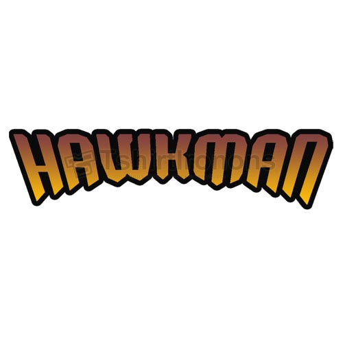Hawkman T-shirts Iron On Transfers N7652
