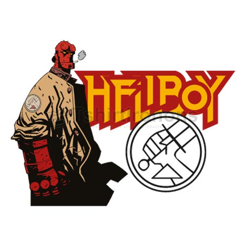 Hellboy BPRD T-shirts Iron On Transfers N5010
