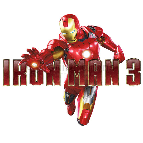 Iron Man T-shirts Iron On Transfers N4593