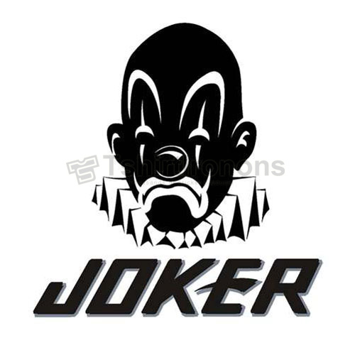 Joker T-shirts Iron On Transfers N5013