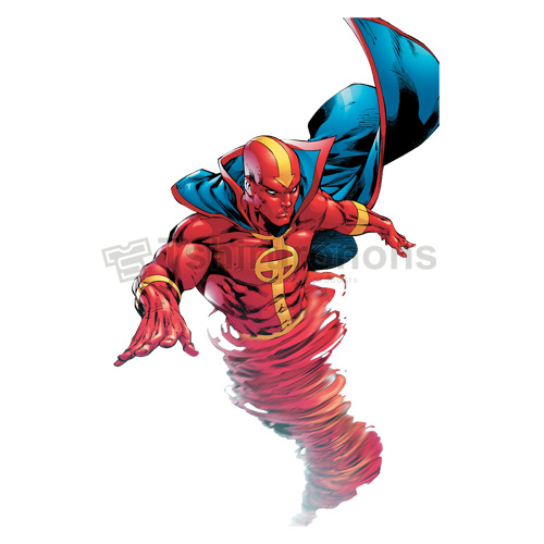 Red Tornado T-shirts Iron On Transfers N7684