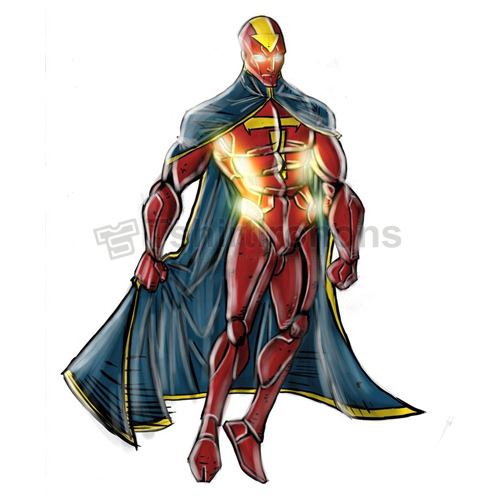 Red Tornado T-shirts Iron On Transfers N7686