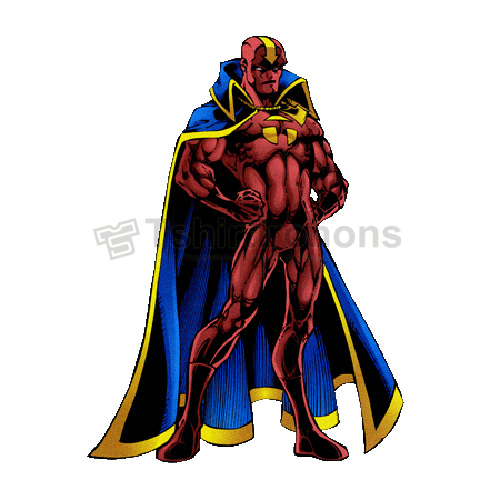 Red Tornado T-shirts Iron On Transfers N7688