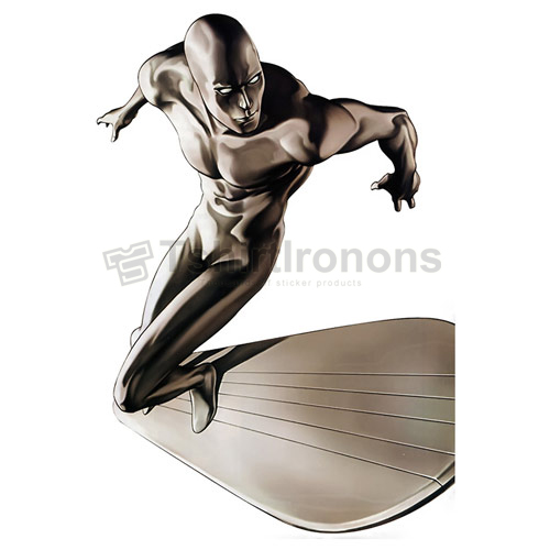 Silver Surfer T-shirts Iron On Transfers N7551