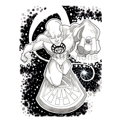 Silver Surfer T-shirts Iron On Transfers N7561