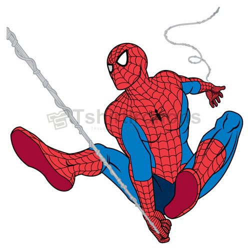 Spiderman T-shirts Iron On Transfers N4594