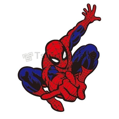 Spiderman T-shirts Iron On Transfers N4595
