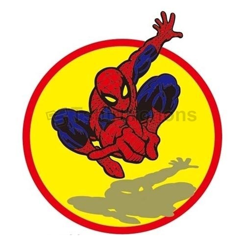 Spiderman T-shirts Iron On Transfers N4597