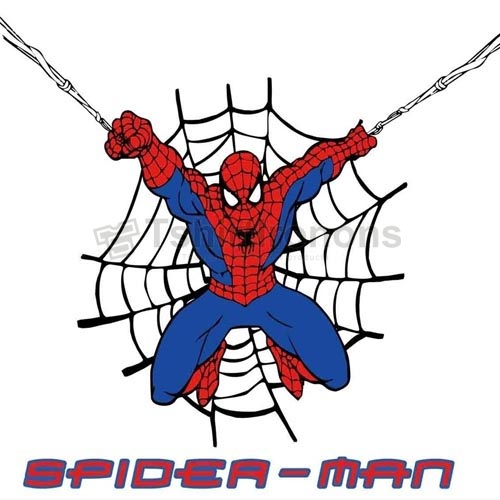 Spiderman T-shirts Iron On Transfers N4602