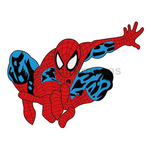 Spiderman T-shirts Iron On Transfers N4606