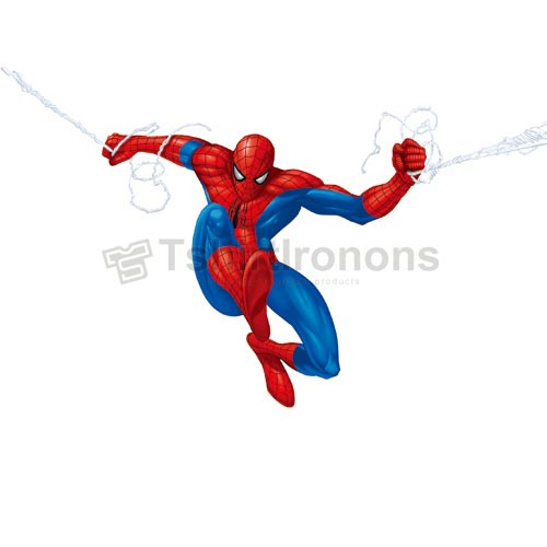 Spiderman T-shirts Iron On Transfers N4618