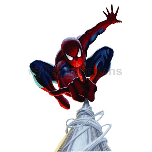 Spiderman T-shirts Iron On Transfers N4626