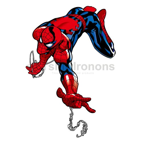 Spiderman T-shirts Iron On Transfers N4628