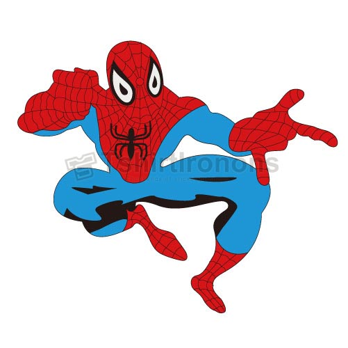 Spiderman T-shirts Iron On Transfers N4629