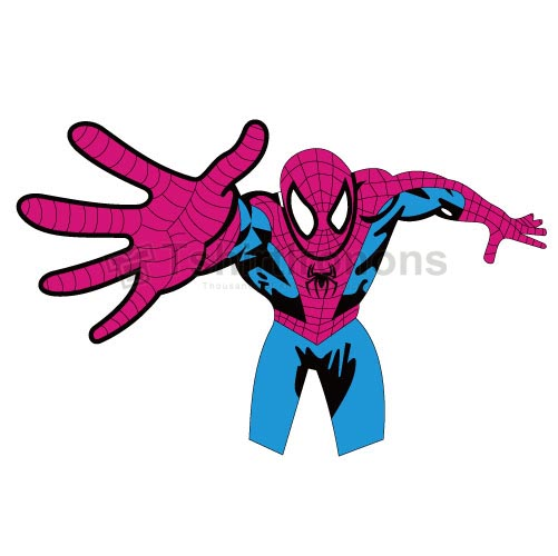 Spiderman T-shirts Iron On Transfers N4634