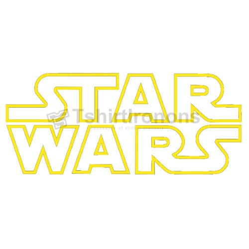 star wars t shirt iron on transfers