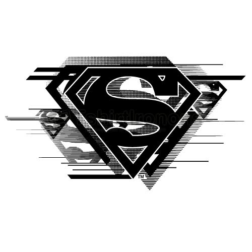 Superman T-shirts Iron On Transfers N4669
