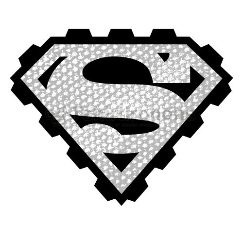 Superman T-shirts Iron On Transfers N4670