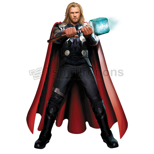 Thor T-shirts Iron On Transfers N4684