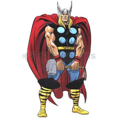 Thor T-shirts Iron On Transfers N4689