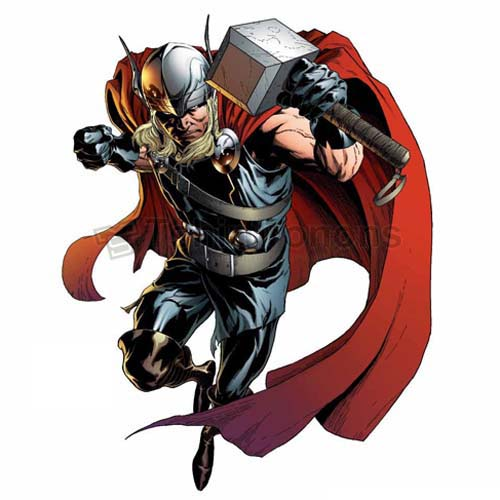 Thor T-shirts Iron On Transfers N4691