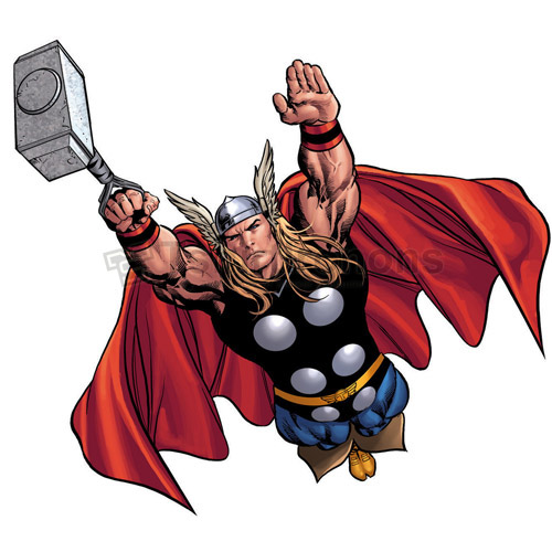 Thor T-shirts Iron On Transfers N4697