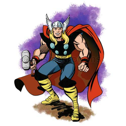 Thor T-shirts Iron On Transfers N4700