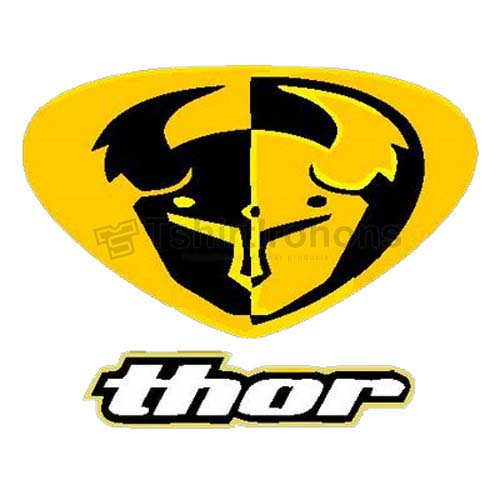 Thor T-shirts Iron On Transfers N4701