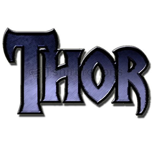 Thor T-shirts Iron On Transfers N4704