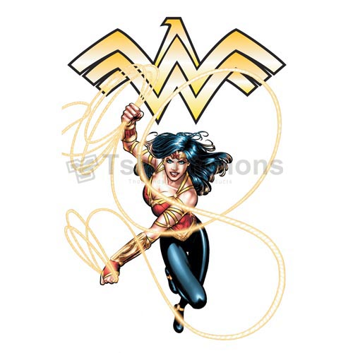 Wonder Woman T-shirts Iron On Transfers N4719