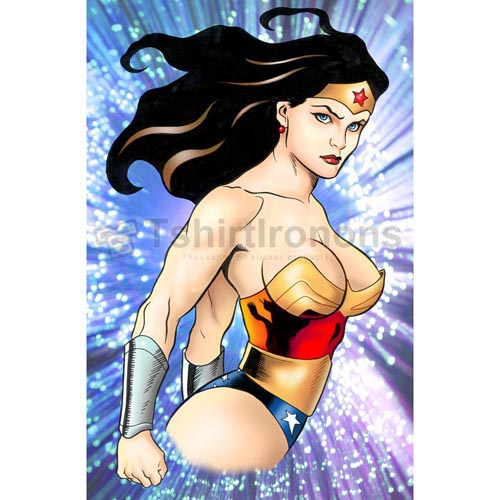 Wonder Woman T-shirts Iron On Transfers N4720