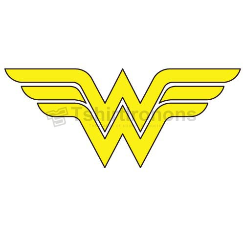 Wonder Woman T-shirts Iron On Transfers N4730