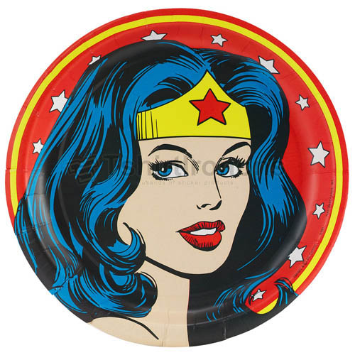 Wonder Woman T-shirts Iron On Transfers N4737