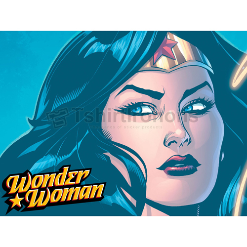 Wonder Woman T-shirts Iron On Transfers N4739