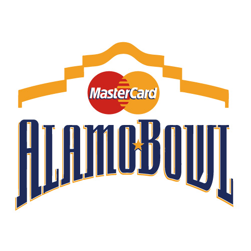 Alamo Bowl Primary Logos 2002 2005 T-shirts Iron On Transfers N3