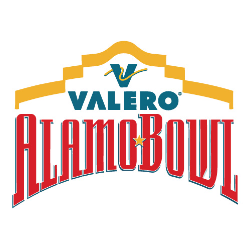 Alamo Bowl Primary Logos 2007 Pres T-shirts Iron On Transfers N3