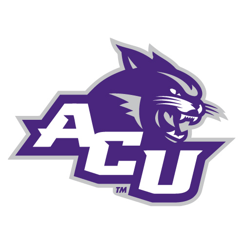 Abilene Christian Wildcats 2013-Pres Primary Logo T-shirts Iron
