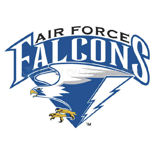 2004-Pres Air Force Falcons Alternate Logo T-shirts Iron On Tran